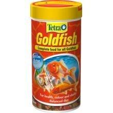 Alimento completo para peces de agua fr a mundo acuario for Alimento para goldfish
